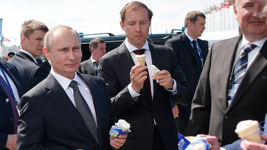 МАКС-2017 несомненно поможет продвижению русской продукции зарубежом— Путин