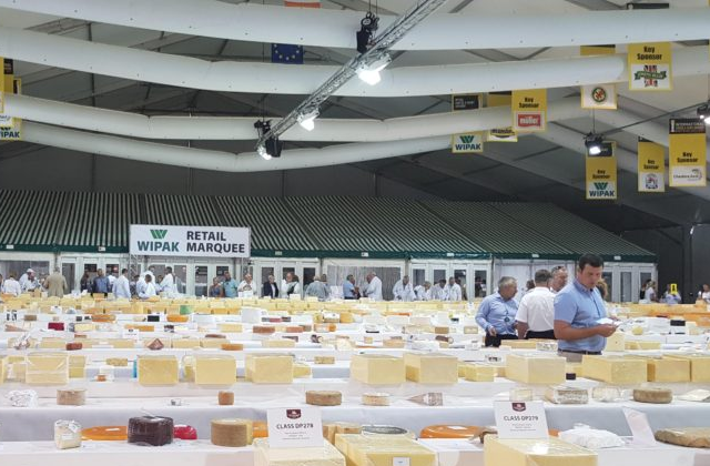 В Англии отменена International Cheese and Dairy Awards-2020