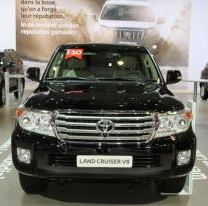 Красноярский Россельхознадзор покупает Toyota Land Cruiser Prado за 2,7 млн