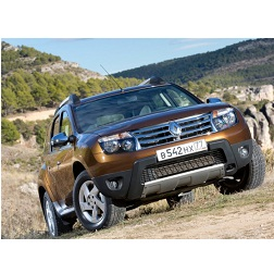 Тест-драйв: Renault Duster 4x4 AT